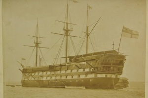 65/2082   [Maritime history]. Charnock, J.
