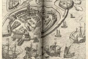65/3099   [Netherlands]. Guicciardini, L.