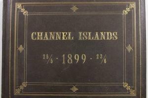 65/4766   Channel Islands 25/5 - 1899 - 23/6.