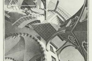 65/3707   Escher, M.C. (1898-1972).