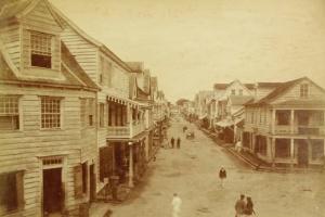 65/4858   [Surinam]. Muller, J.E. (1846-1902).